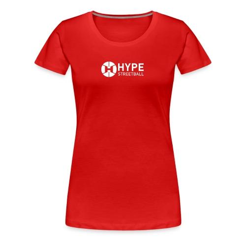 Hype Streetball Apparels - Phase 1 - Women's Premium T-Shirt