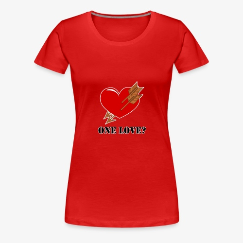 Polyamorie - Frauen Premium T-Shirt