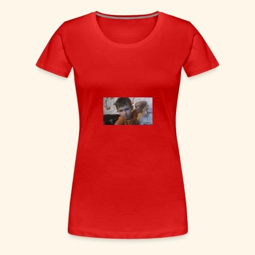 the claw - Women's Premium T-Shirt