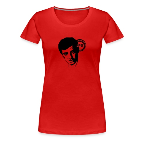 belmondo flock - Women's Premium T-Shirt