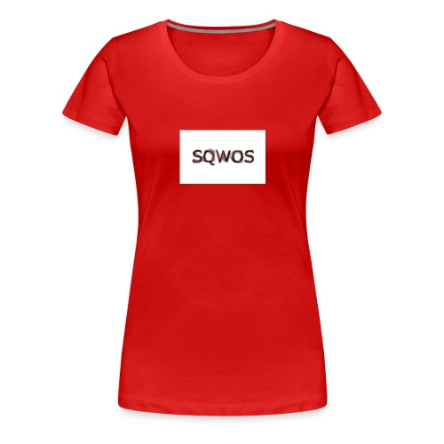 Naamloos - Vrouwen Premium T-shirt