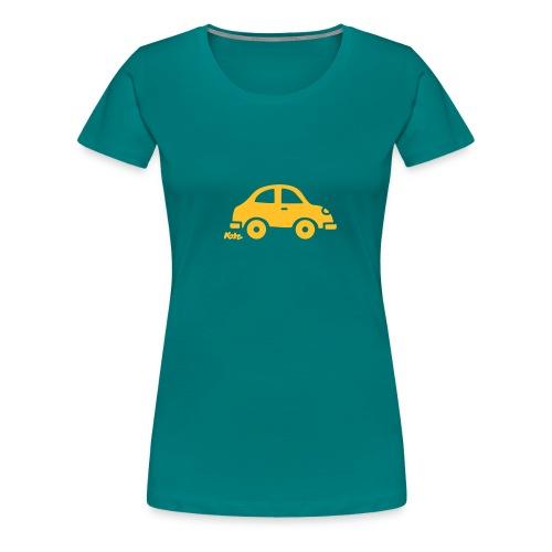 Auto (c) - Frauen Premium T-Shirt