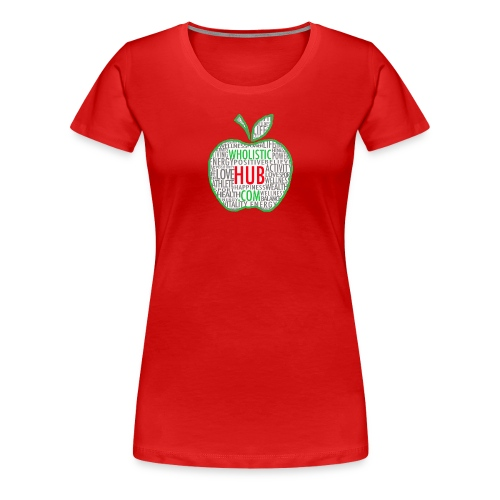 WholisticHub - Women's Premium T-Shirt