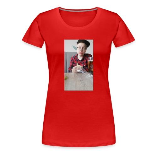 Isännyys - Naisten premium t-paita
