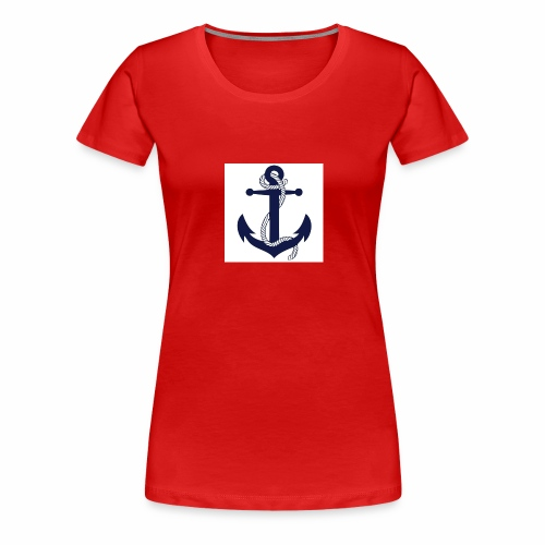 Anchor2 - Women's Premium T-Shirt