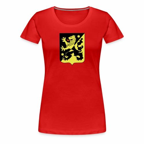 Skaraborg FTW - Premium-T-shirt dam