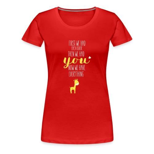 animal series 1 - Women's Premium T-Shirt