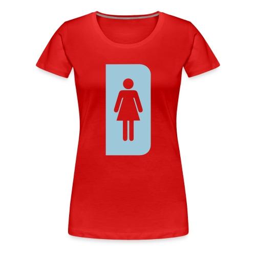 Et alors fille - T-shirt Premium Femme