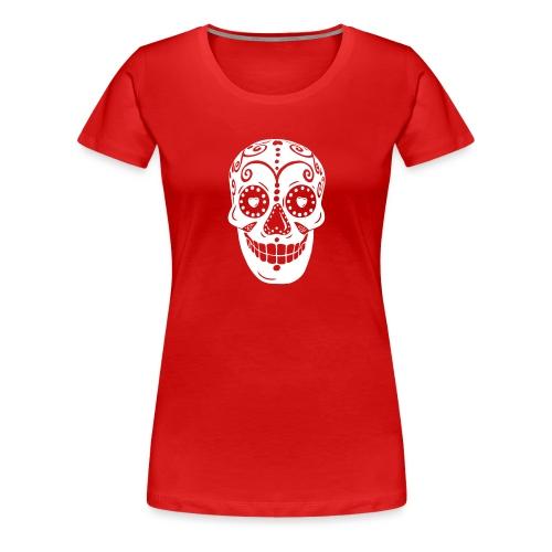 Skully - Women's Premium T-Shirt