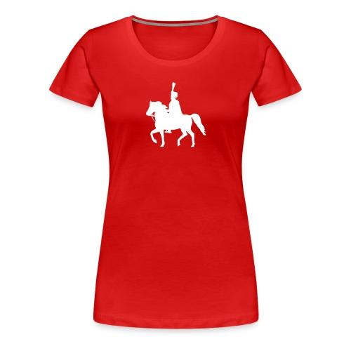 König Ernst August von Hannover - Frauen Premium T-Shirt
