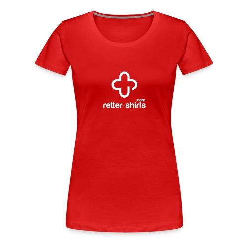 retter shirts - Frauen Premium T-Shirt