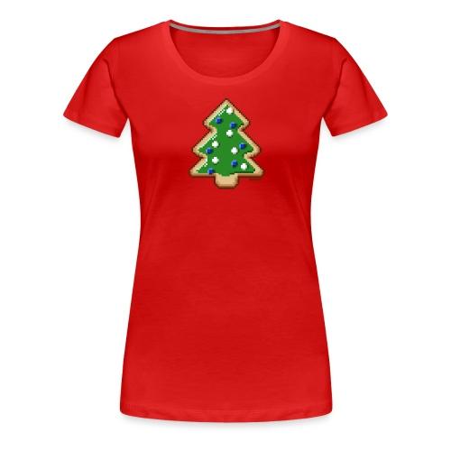 verzierts Platzerl - Frauen Premium T-Shirt