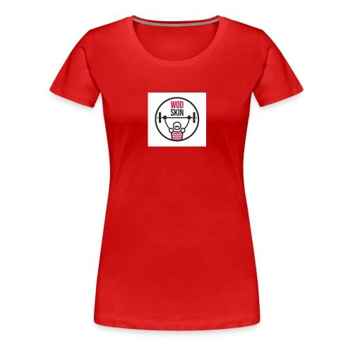 Crossfit Love - Camiseta premium mujer