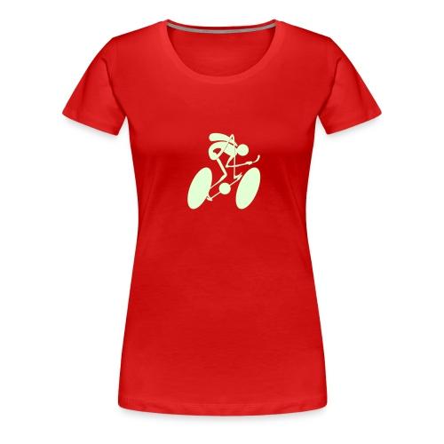 bikermini - Frauen Premium T-Shirt