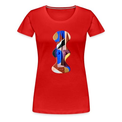 Krista Rosenkilde - Dame premium T-shirt