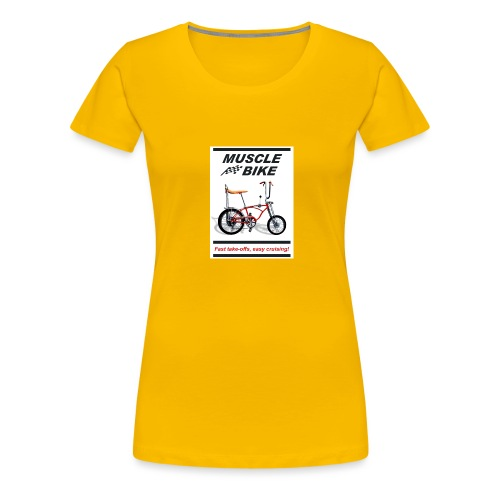 musclebike03 - T-shirt Premium Femme