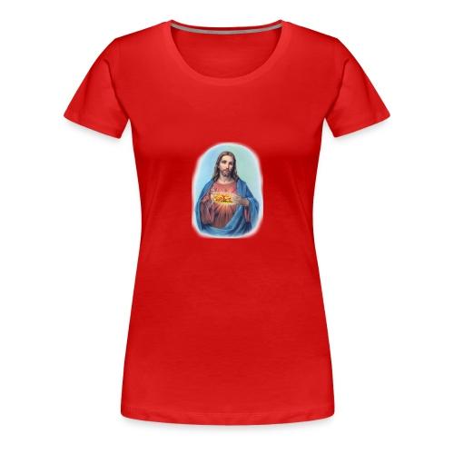 Jésus et le kébab - T-shirt Premium Femme