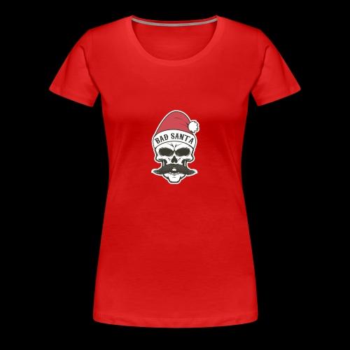 God Save Xmas - T-shirt Premium Femme