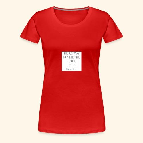 Google Green logo svg - Women's Premium T-Shirt