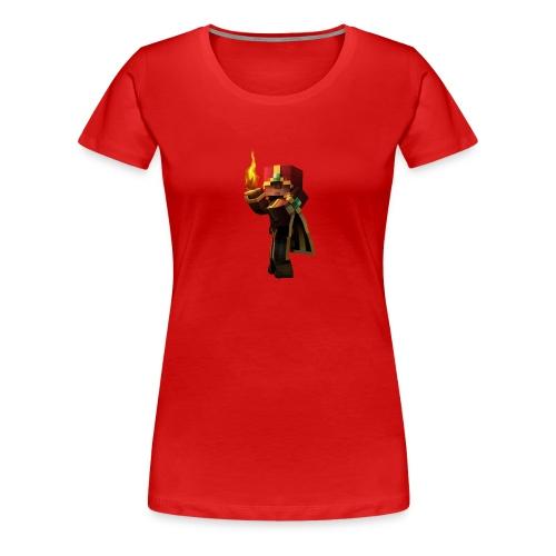 Musmatta - Premium-T-shirt dam