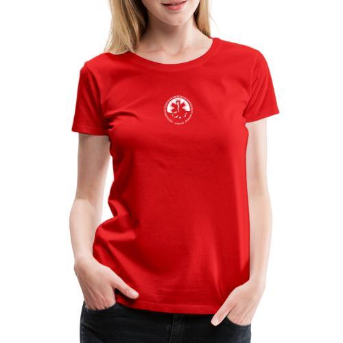LOGO ATESCAN DOS CARAS - Camiseta premium mujer