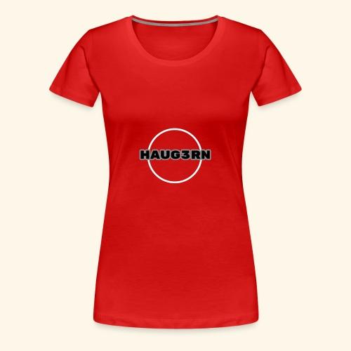 HAUG3RN - Premium T-skjorte for kvinner