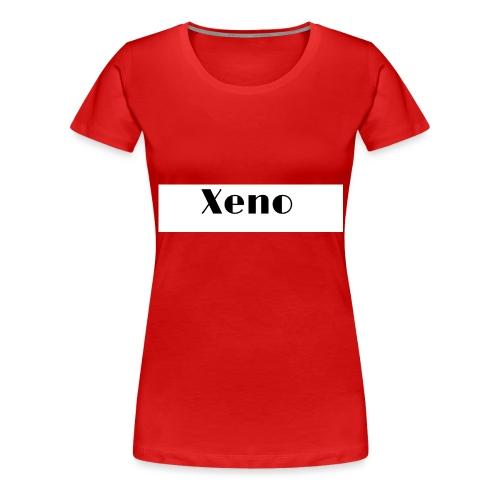 Xeno Black and White - Women's Premium T-Shirt