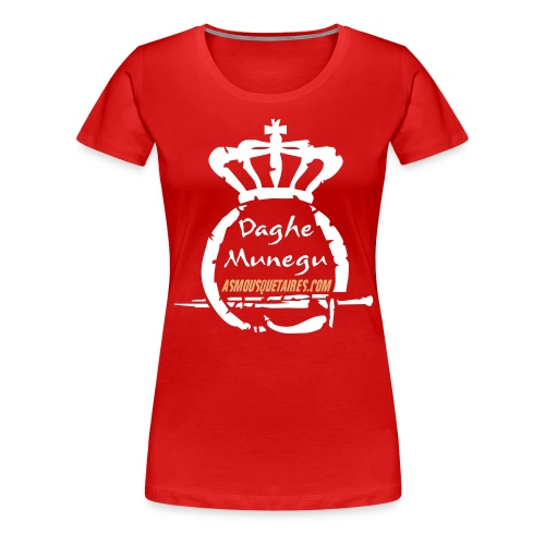 logo01 - T-shirt Premium Femme