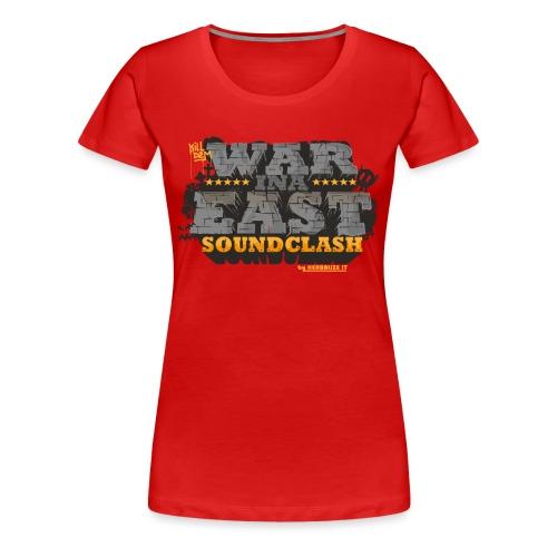WAR INA EAST woman - Women's Premium T-Shirt