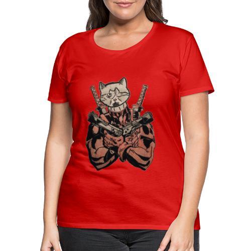 The Clockworks - Luis (colour) - Women's Premium T-Shirt