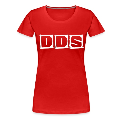 dds - Frauen Premium T-Shirt