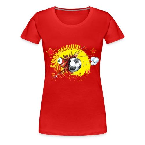 Bang - Vrouwen Premium T-shirt