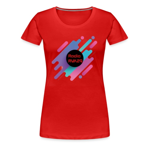 Logo new trans png - Women's Premium T-Shirt