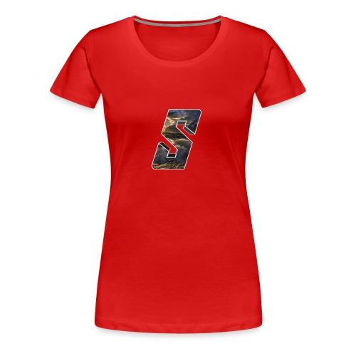 Sivert&Co Logo - Premium T-skjorte for kvinner