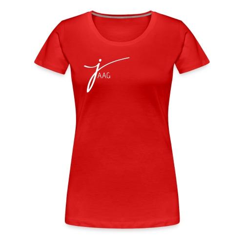 Tanzschule JAAG - Frauen Premium T-Shirt