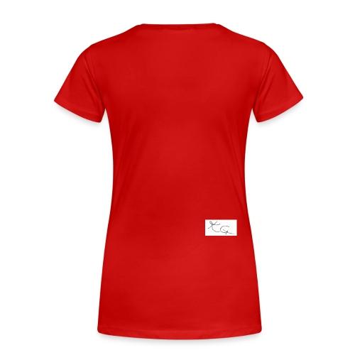kggrafitti - Premium T-skjorte for kvinner