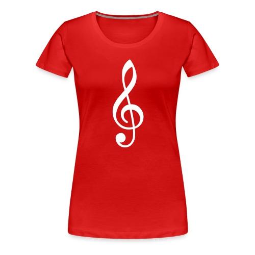 Sopran - Frauen Premium T-Shirt