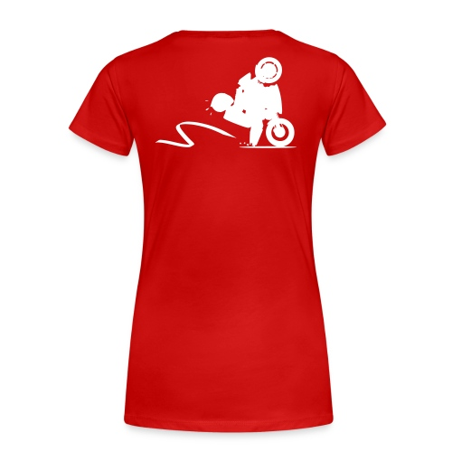 passiert1 - Frauen Premium T-Shirt