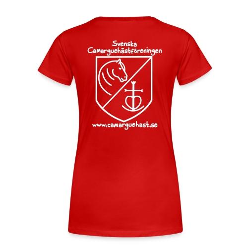 logga1 - Premium-T-shirt dam
