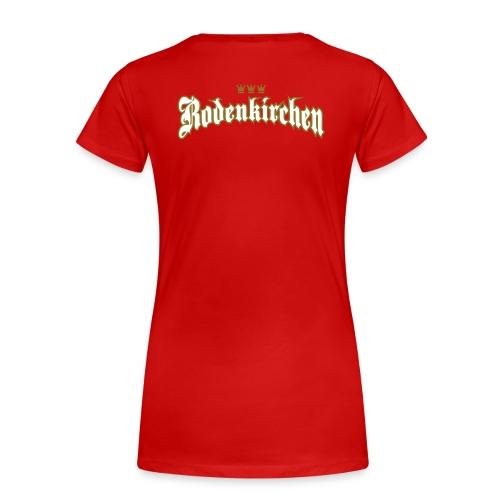 veedel rodenkirchen 2 - Frauen Premium T-Shirt