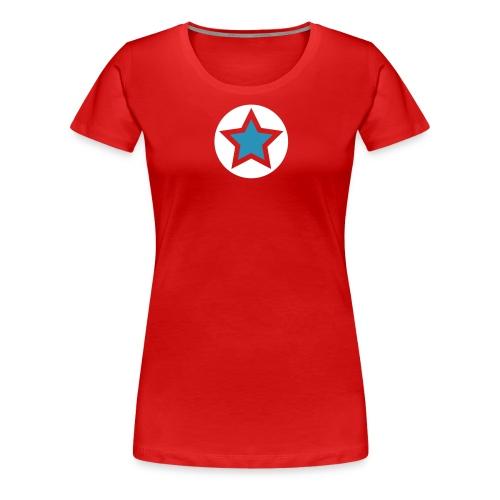 chest icon - Premium-T-shirt dam