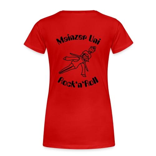 MainzerUniRnR Antonia - Frauen Premium T-Shirt