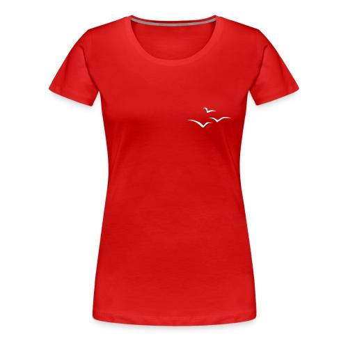 logo voegelv11 - Frauen Premium T-Shirt