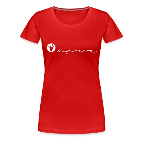logo mittel - Frauen Premium T-Shirt