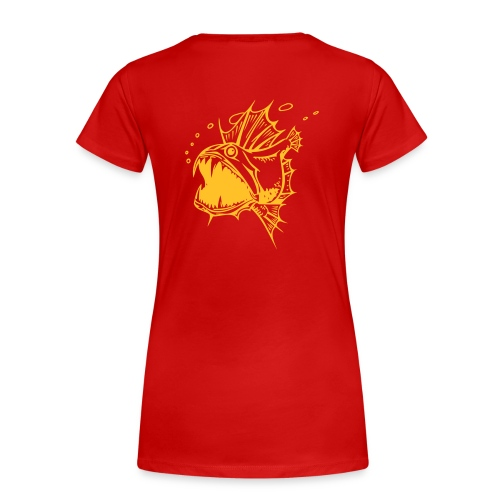Piranha - Frauen Premium T-Shirt