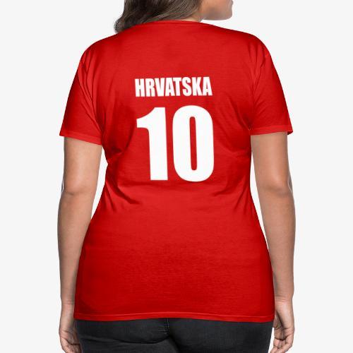 HRVATSKA.ai - Women's Premium T-Shirt