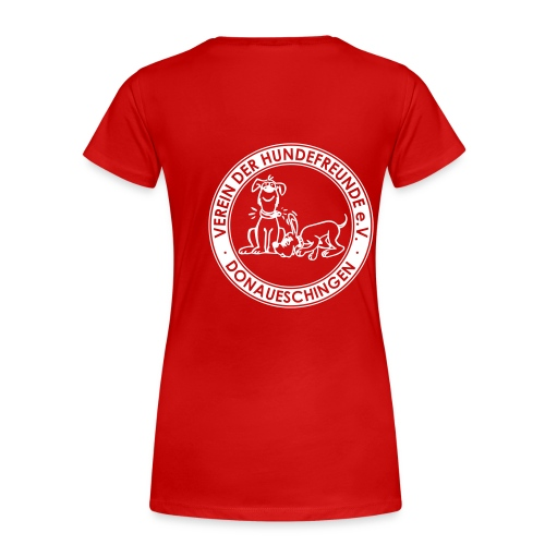 vdh - Frauen Premium T-Shirt
