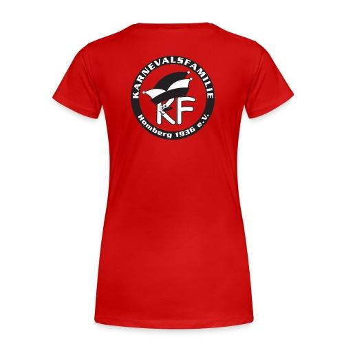 Karnevalsfamilie Homberg - Frauen Premium T-Shirt