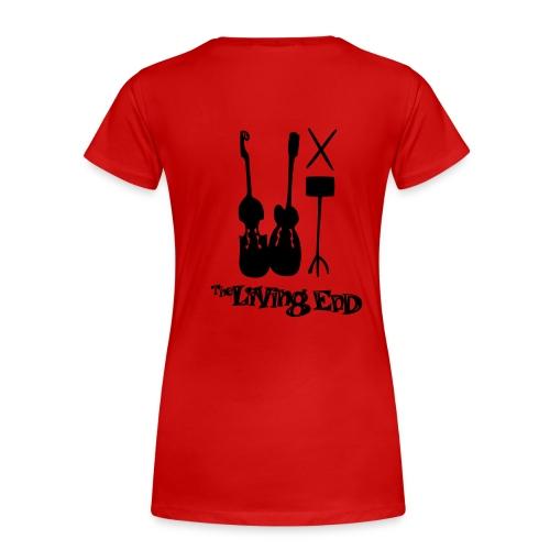 tlefinal2combi - Frauen Premium T-Shirt