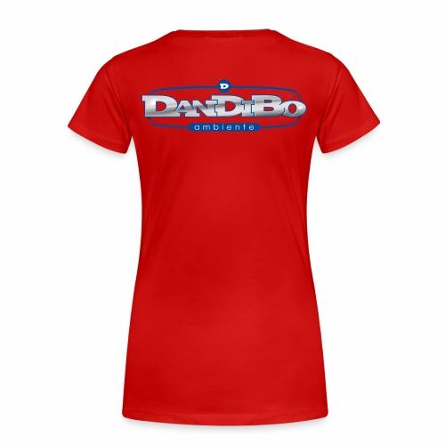 Offizieller DanDiBo Ambiente Merchandising Shop - Frauen Premium T-Shirt